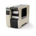 Принтер этикеток, штрих-кодов Zebra 110Xi4 300dpi - С ножом и накопителем 113-80E-00103