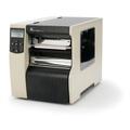 Принтер этикеток, штрих-кодов Zebra 170Xi4 203dpi - с ножом и накопителем (172-80E-00103)