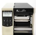 Принтер этикеток, штрих-кодов Zebra 110Xi4 300dpi, смотчик и отделитель, датчик наличия этикетки, двойная дверца (113-8KE-00273)